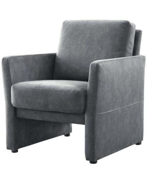 fauteuil Alenta grijs