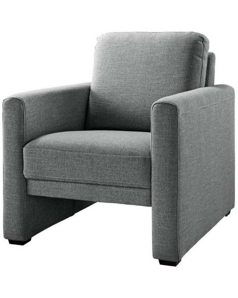 fauteuil calosso lage rug steel