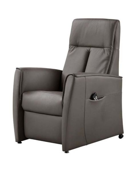 IN.HOUSE Relaxfauteuil Ramilo l Bruin express delivery