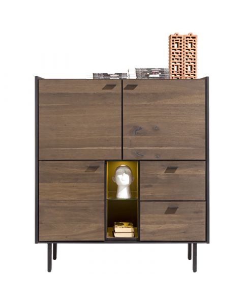 Xooon Highboard Fresno 120cm