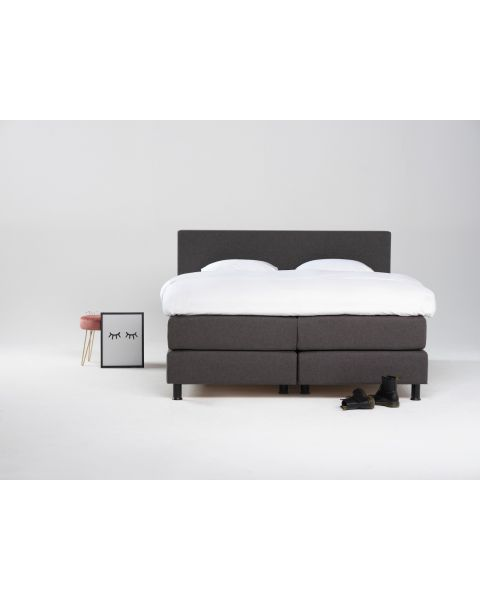 Eastborn boxspring Ruby (vlak)