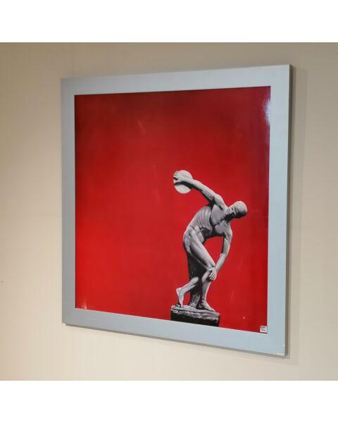 XOOON Schilderij Rood