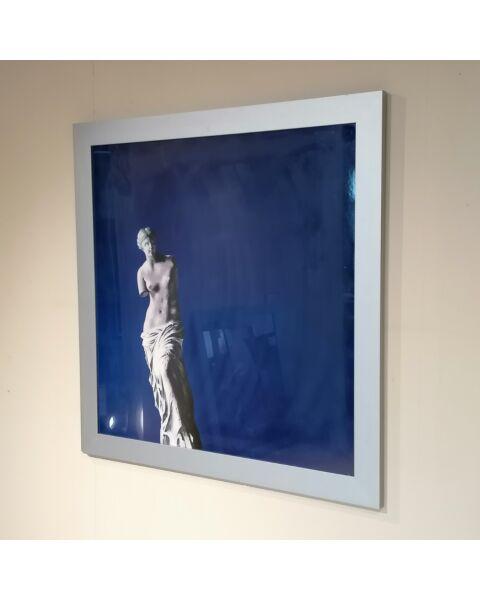 Schilderij Blauw