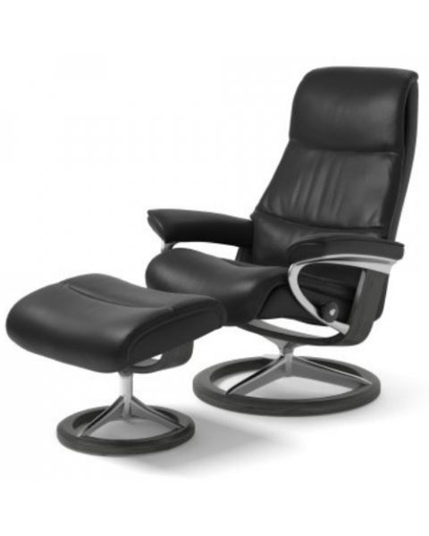Stressless Relaxfauteuil View Leder