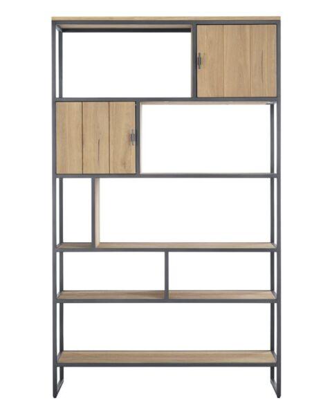 Wandkast Modern Eikenhout