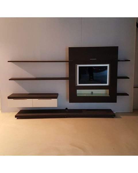Topform wandkast/tv meubel Artic Showroom