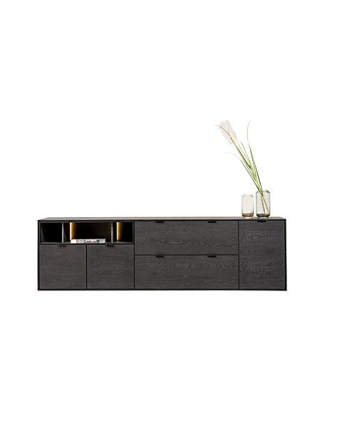 xooon-dressoir-elements-210cm-onyx-1