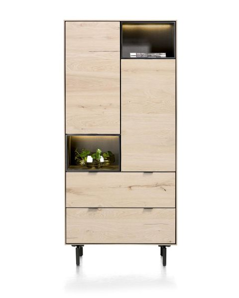 xooon-bergkast-elements-naturel-90cm-op-poten
